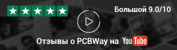 PCBWay Review on youtube